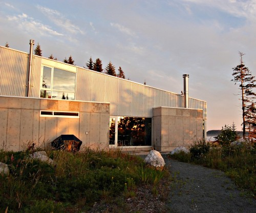 Sai Beach House in Port L'Herbert, Nova Scotia