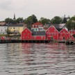 Lunenberg, the storybook fishing village.