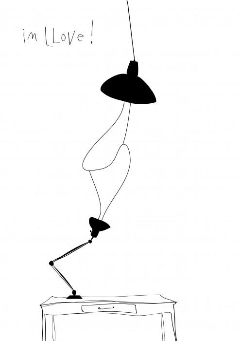 Sketch by Pieke Bergmans