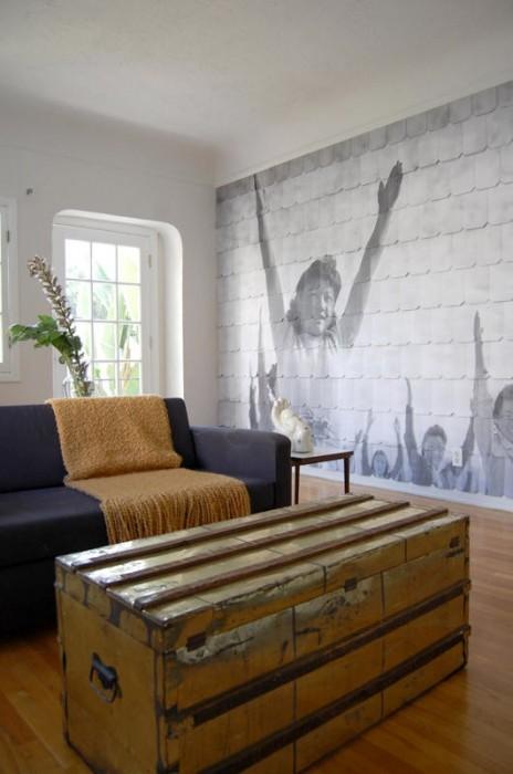 Living room installation