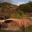 Natural cabana