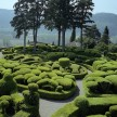 The Marqueyssac Gardens in the Dordogne