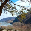 "According to Thomas Jefferson, this view of Harpers Ferry is ""one of the most stupendous scenes of nature."""