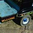 Rickshaw, India, 2000