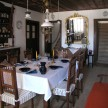 The dining room, kitchen, bathrooms and cellar are located on the ground floor. Most of the furniture has been in the family for more than 100 years.
