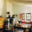 The Olive Grove is furnished with mostly local Spanish antiques selected by Marc. Much of the furniture was purchased from a local antiques dealer (La Galeria in Nerja), though certain dressers, chests, night stands and doors were purchased from a local gypsy man who has spent a lifetime collecting all variety of antique furniture, doors and knick-knacks.