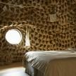 Les Cadoles bedroom.