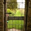 Wroght iron gate
