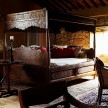 An Indonesian daybed in the Vicario suite