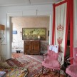 The layered rugs everywhere add a lived-in warmth to the homes (although toddler toes might trip once in awhile!)
